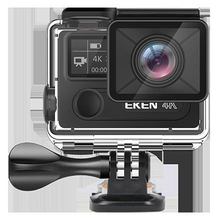 EKEN H9R helmet camera