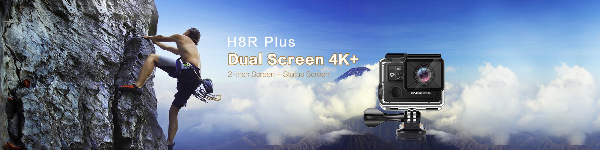 H8R Plus action camera