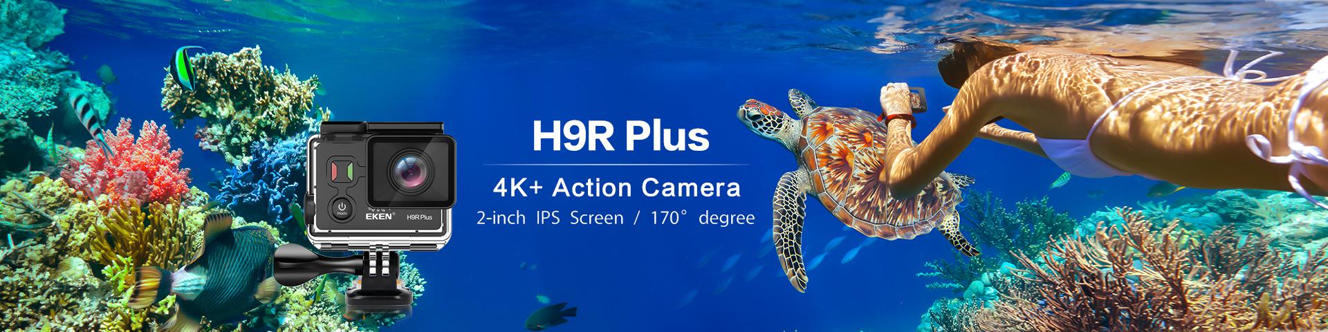 H9R Plus action camera