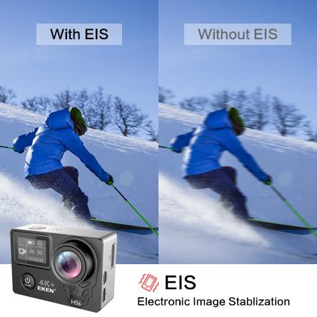 H5s underwater camera