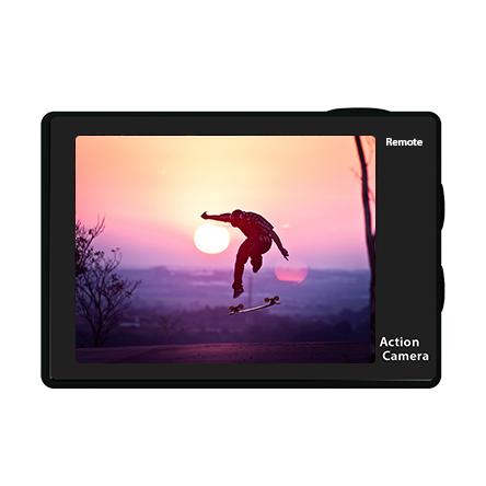 H9R 4k video camera